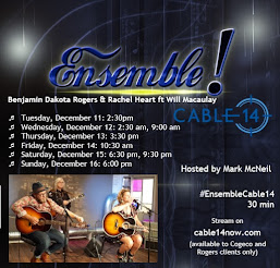 Dec 11-16: Coming Soon on Ensemble! on Cable 14