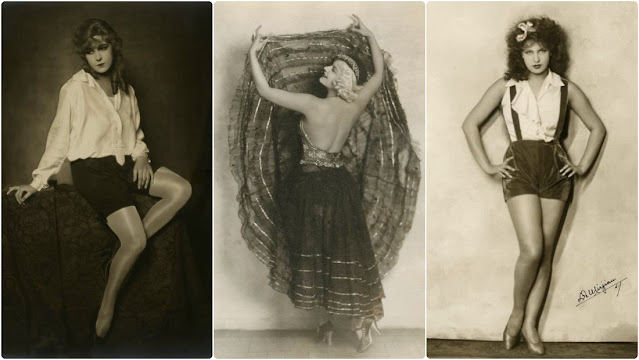 Gorgeous Photos of Lili Damita in the 1920s and '30s