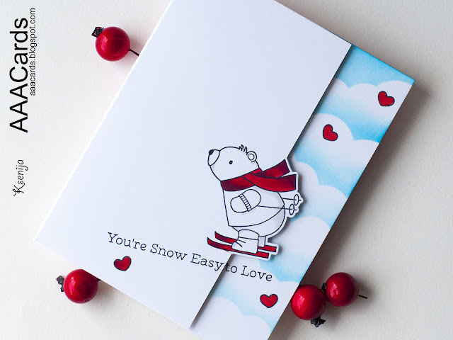 Use Stencils for Clean and Simple Cards Backgrounds
