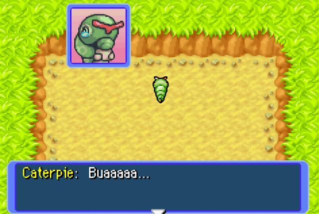 Pokémon Mundo Misterioso - Español - GBA - Captura 5