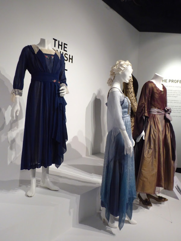 The Danish Girl film costumes