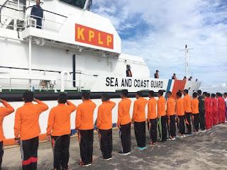 Indonesia Kirim 3 Kapal Patroli Sea And Coast Guard ke Marpolex di Pilipina
