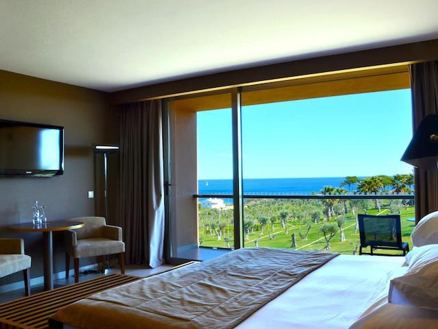 Hotel São Rafael Atlântico em Albufeira - quarto