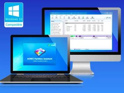 تحميل, برنامج, AOMEI ,Partition ,Assistant, اخر, اصدار