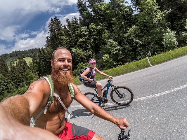 E-Bike Tour Rosskopf Wildschönau Auffach