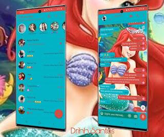 Sexy Girl Theme For YOWhatsApp & Fouad WhatsApp By Driih Santos