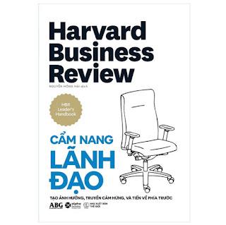 HBR Cẩm Nang Lãnh Đạo ebook PDF-EPUB-AWZ3-PRC-MOBI
