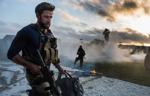 Sentuhan Mantap Michael Bay Menerusi 13 Hours: The Secret Soldiers of Benghazi