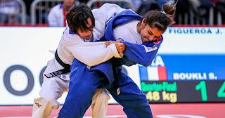 JUDO - Julia Figueroa y Alberto Gaitero se hacen de bronce en el Grand Slam de Dusseldorf