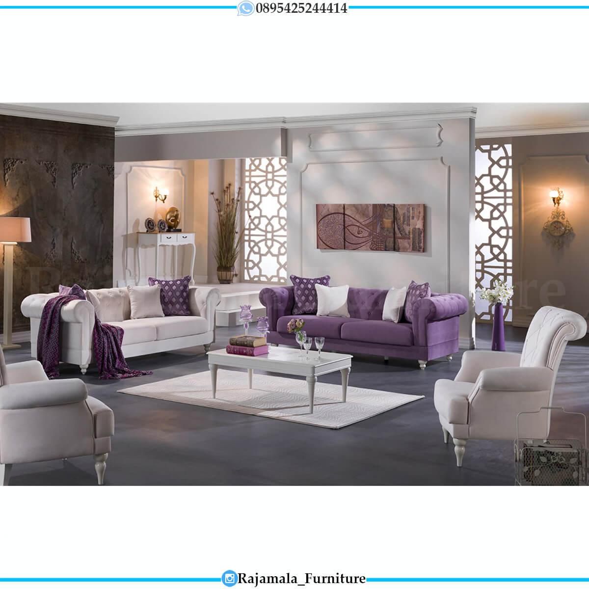Model Sofa Tamu Minimalis Terbaru Furniture Jepara Murah Berkualitas RM-0621