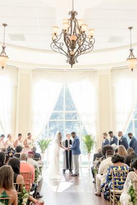 lake mary events center rotunda wedding ceremony