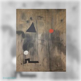 Joan Miro (The birth of the world, Η γέννηση του κόσμου, 1925, MoMA)