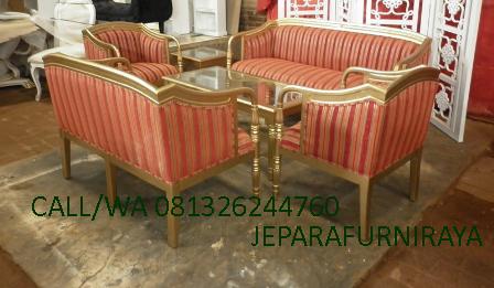 Kursi Tamu Sofa Citra Exclusive Furniture Jepara
