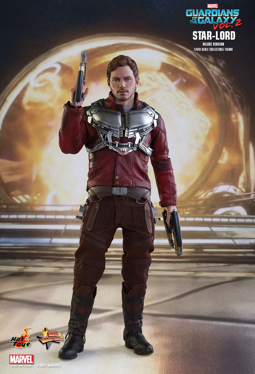 GUARDIANS OF THE GALAXY VOL.2 - STAR-LORD (Deluxe Version) 8