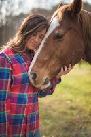 Emily Gregory, Serenity Hope, girl, horse, Jenny V Photography