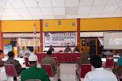 Koramil 10/Gantiwarno Hadiri Sosialisasi Pemilihan Bupati dan Wakil Bupati Klaten