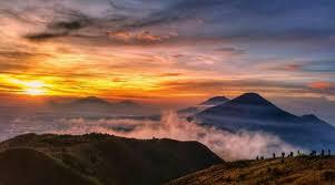 wisata alam gunung prau