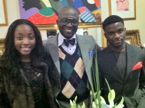 KKD's son opens up about being gay