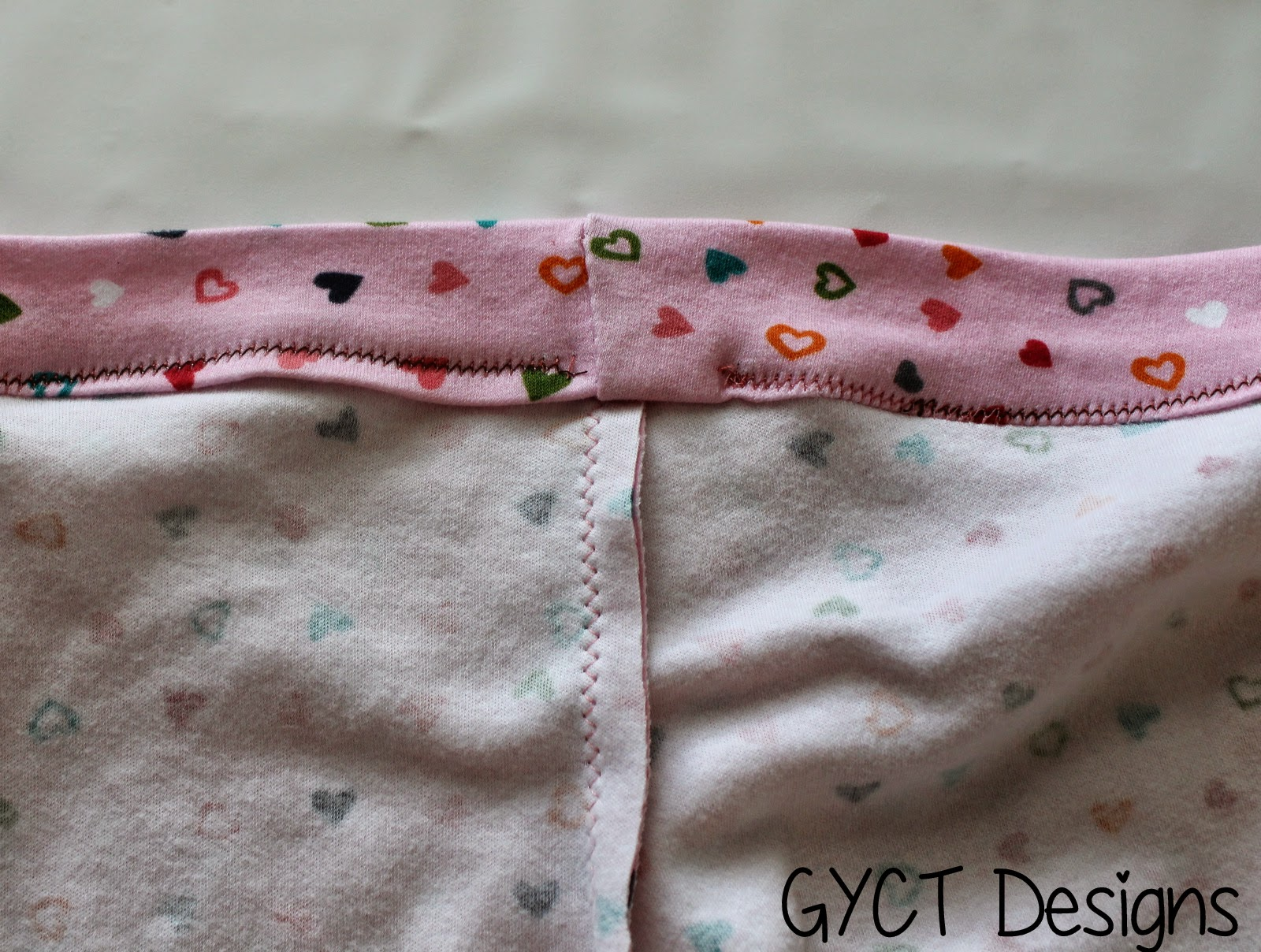 Sewing 101:  How to Make a Casing by GYCT