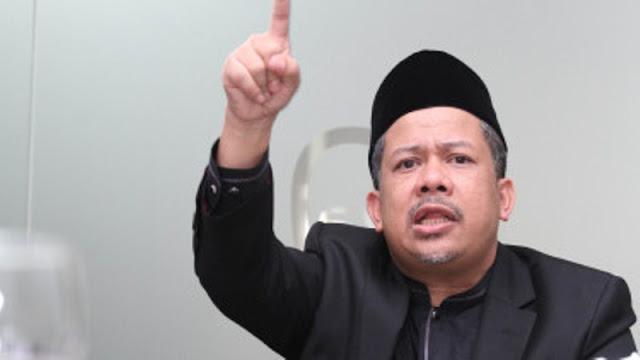 Gugatan Ditolak MA, PKS Harus Bayar Rp30 Miliar ke Fahri Hamzah