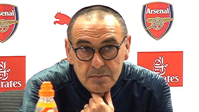 Maurizio Sarri Mula Dikaitkan dengan Arsenal, Pertanda Mikel Arteta Dipecat?