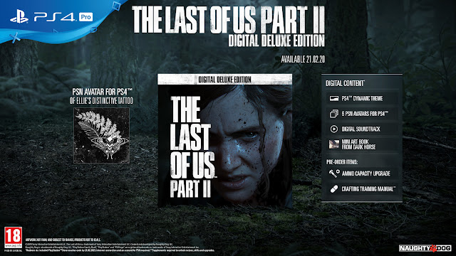 The Last of Us Part II: Digital Deluxe Edition