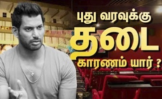 Know Why New Movies aren't Released   Tirupur Subramaniam interview   Vishal