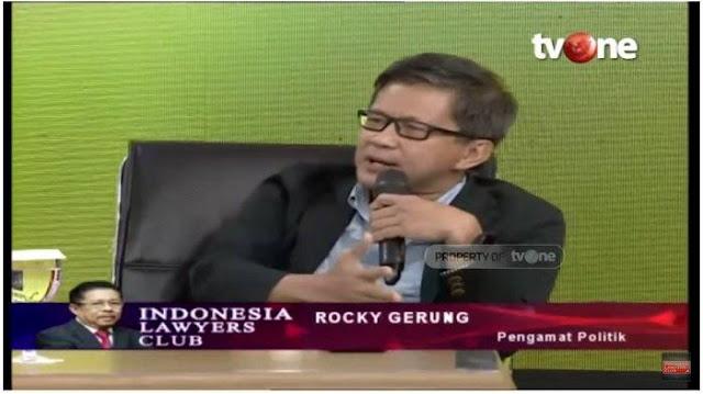 Rocky Gerung: Anies-Ahok Dicalonkan 2024, Berhenti Itu Bullying!
