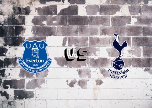 Everton vs Tottenham Hotspur  Resumen y Partido Completo