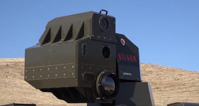 Και εμείς δεν έχουμε ούτε δικά μας drones – Η κατασκευή οπλικού συστήματος με λέιζερ εγκρίθηκε στην Τουρκία