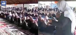 مقتل شاب عربي على يد فرقة سلطان مراد التركمانية وإعترافات بإرسال شباب رأس العين إلى جبهة ليبيا لصالح الاهداف التركية (+فيديو)