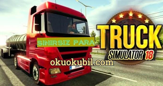 Truck Simulator 2018 Europe 1.2.7 Sınırsız Para Hileli Mod Apk İndir 2020