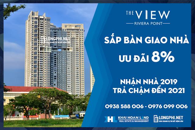 Bán căn hộ The View - The Infiniti quận 7 tại Riviera Point.