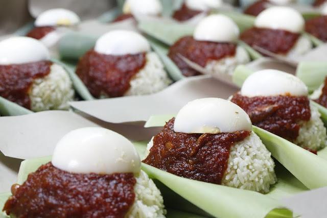 'I EAT NASI LEMAK' 2016