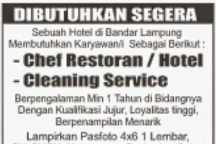Hotel di Bandar Lampung