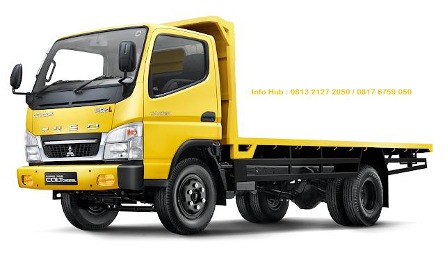 harga mobil los bak mitsubishi colt diesel canter - engkel - 6 roda - 125ps - engkel long - 136ps - 74 hd 125ps - 2019