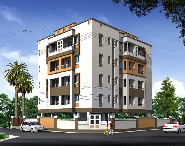 Front Elevation Wallpaper : House front elevation multiple story home d design photo