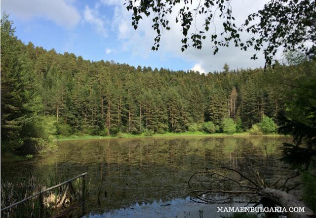 Lago Panichishte excursión Rila Bulgaria