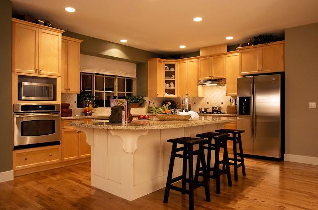 tủ bếp thời đại mới - mẫu số 1