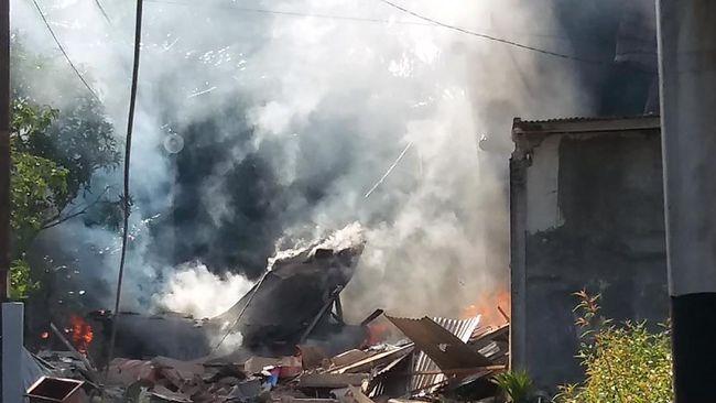 Pangdam Sebut Pembakar Pesawat MAF Kelompok Sabinus Waker, Siapa Mereka?
