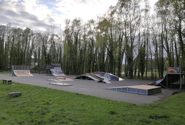 skatepark etampes 2021