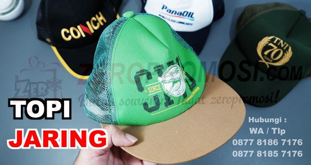 topi trucker, topi jala, topi jaring, trucker hats, jual topi jaring, Topi jaring Belakang