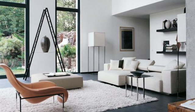 نصائح لإعداد تصاميم رائعة لغرفة المعيشة المفتوحة لمساكن حالمة