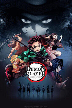 Demon Slayer: Kimetsu no Yaiba 1ª Temporada Torrent - WEB-DL 1080p Dual Áudio