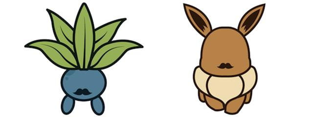 watak comel pokemon