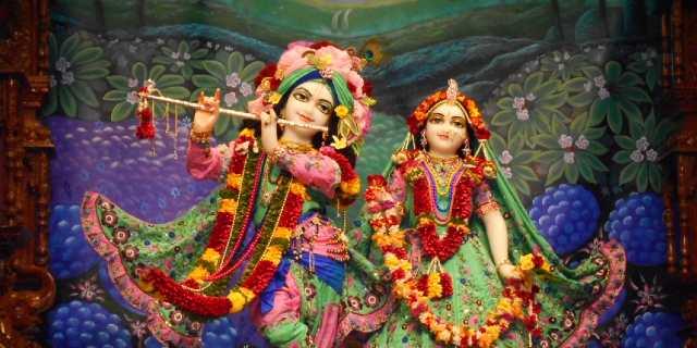 Shri Radha Krishna