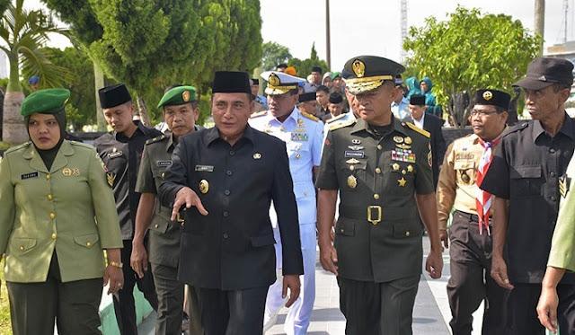 Gubernur Edy Kirim Tim Untuk TKI Asal Sumut yang Sakit dan Terlantar di Penang