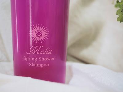 Melix Spring Shower Shampoo Conditioner blogger malaysia cestlajez
