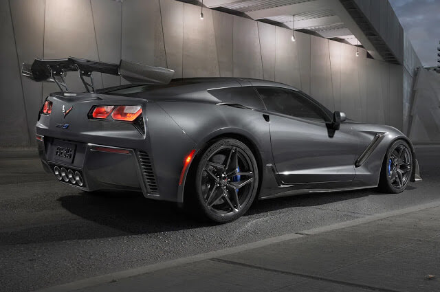 2018 Chevy Corvette ZR1 specs