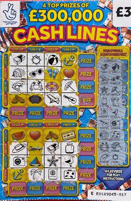 £3 Cash Lines